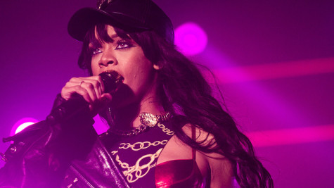 Rihanna is planning to visit NYU