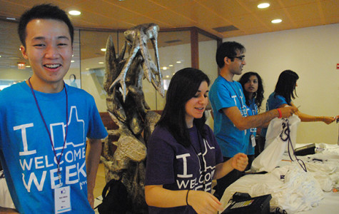 Welcome Week 2013 aims to bring together diverse community