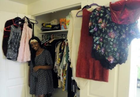 GLS sophomore dresses with emotion in mind