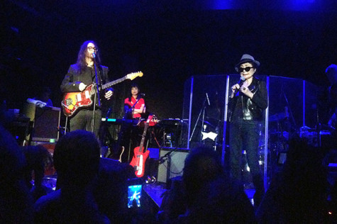 Yoko Ono proves invincible at Bowery Ballroom concert