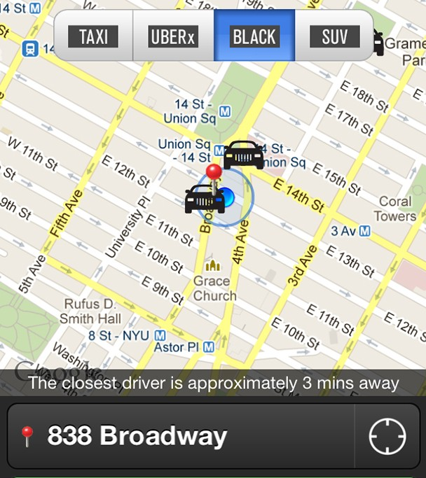 New taxi-hailing app discontinued