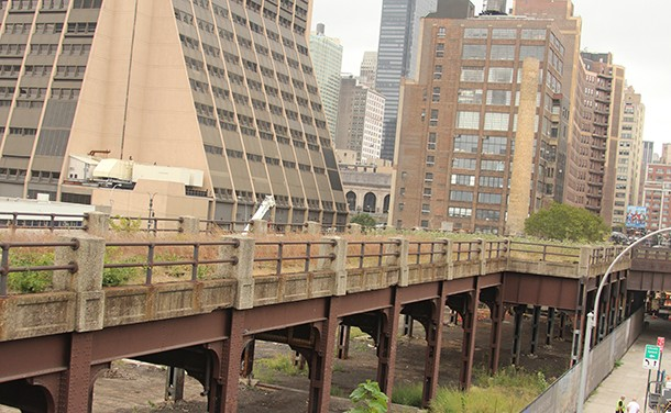 Final stage of High Line installment opens to public