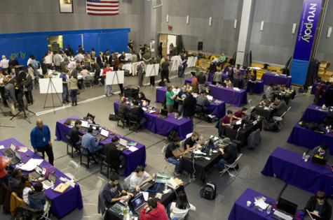 NYU-Poly hosts world's largest hacking competition
