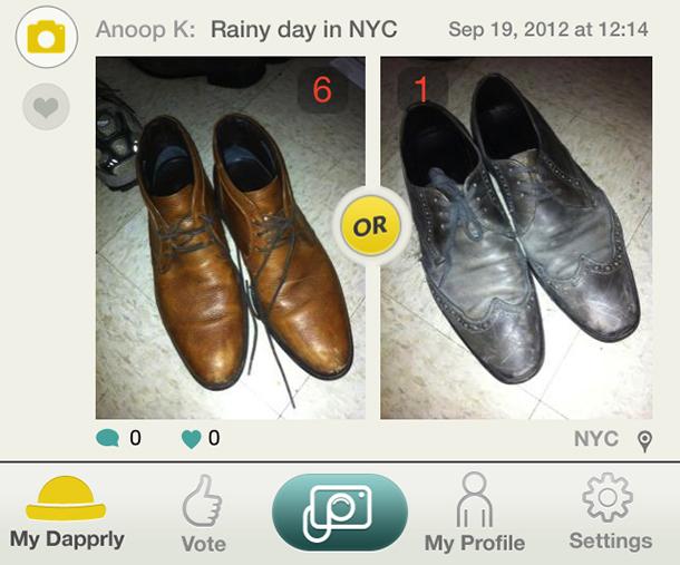 New fashion app focuses on men's style