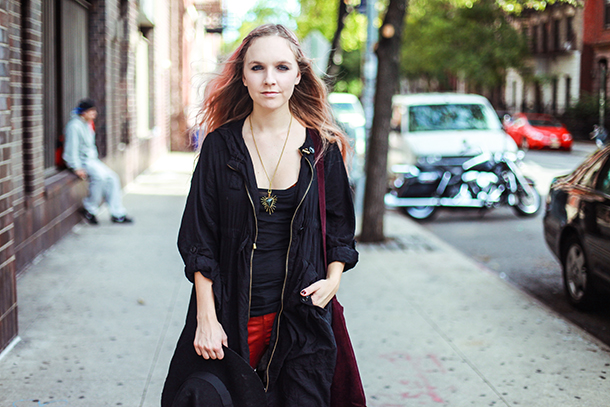 Tisch freshman shares her personal style