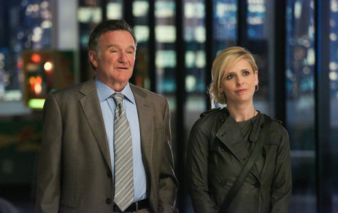 Williams, Gellar sell new CBS comedy 'The Crazy Ones'