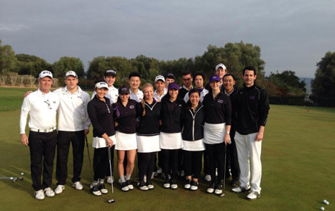 Men's, women's golf serve Madrid community