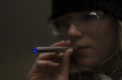 Students, professors split on Bloomberg's e-cigarette ban