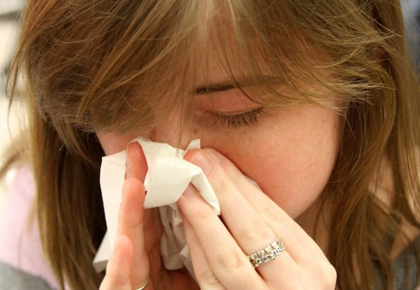 Governor urges caution during flu crisis
