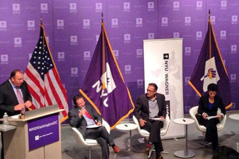 Wagner hosts panel at NYU Washington, D.C.