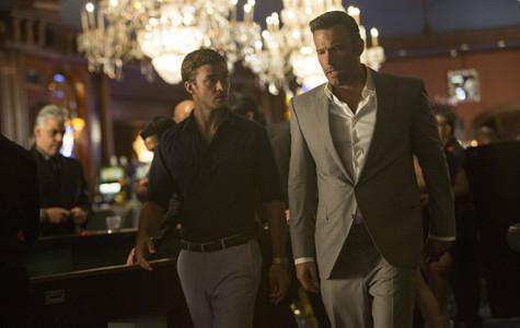 Justin Timberlake, Anthony Mackie talk 'Runner, Runner'