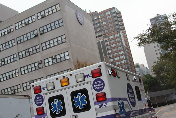 Another Bloomberg initiative: cutting sugary, fatty foods from hospitals