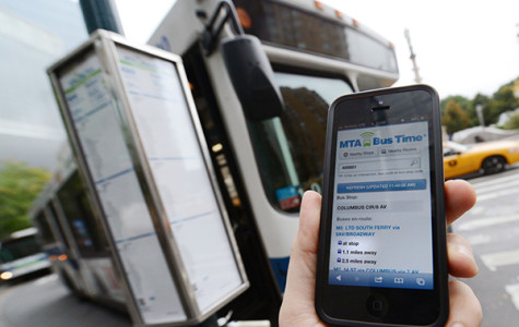 MTA's Bus Time program arrives in Manhattan