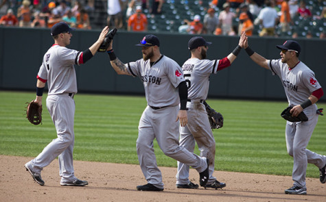 As championship approaches, Red Sox become league favorite