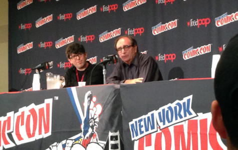 New York Comic Con 2013: R.L. Stine talks nostalgia, 'Goosebumps' series