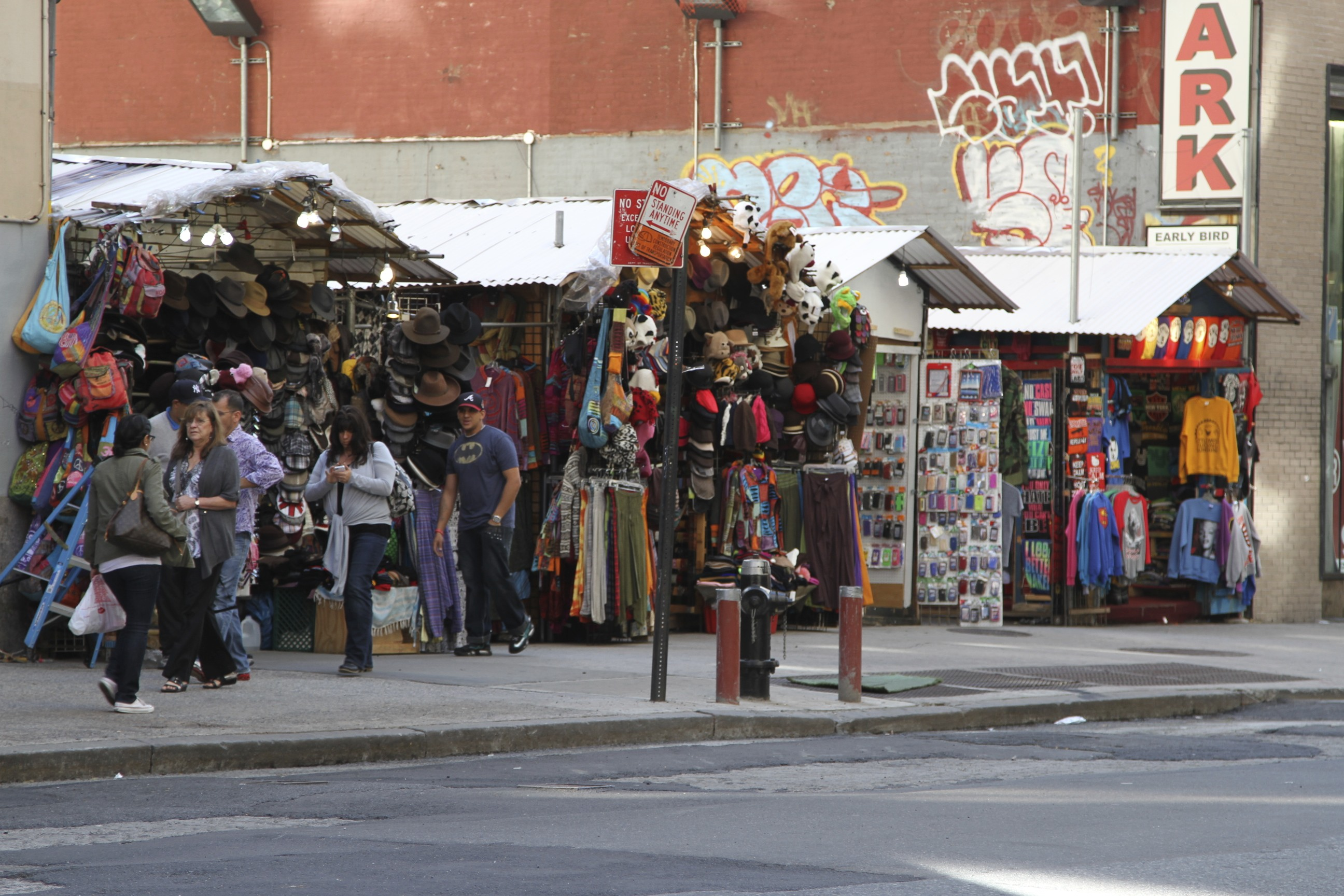 Longstanding NoHo outdoor market to be replaced by Condos