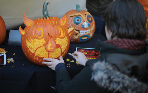Annual Pumpkin Fest attracts crowds to Central Park