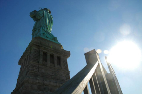 Ellis, Liberty Islands reopen after Sandy