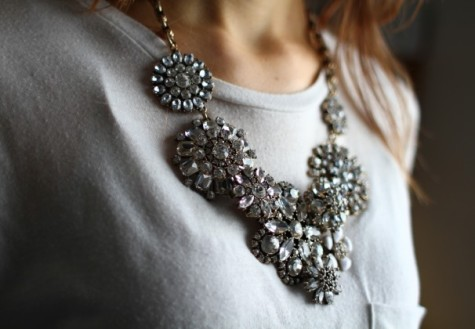 Find vintage-styled jewelry for college budget