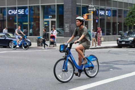 Fitness Finds: City biking