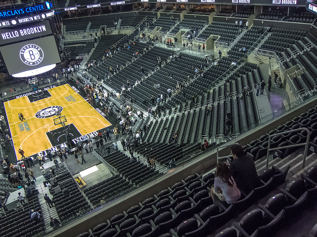 Nets fans show true dedication in face of Hurricane Sandy