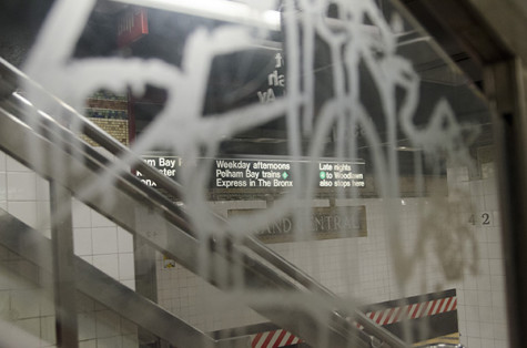 Report shows subways decline in cleanliness