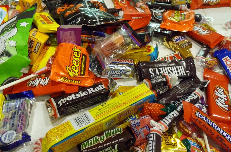 Top 5: Inventive uses for candy post-Halloween