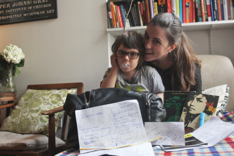 What's in your bag: LS professor Tamuira Reid