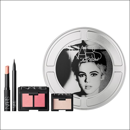NARS releases Warhol-inspired cosmetics