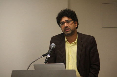 Panel discusses Asian, Caribbean diaspora