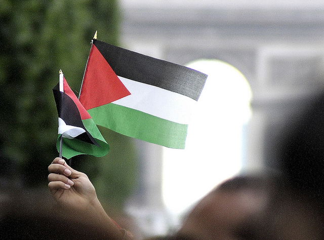 Backed by U.S., Israel oppresses Palestinians