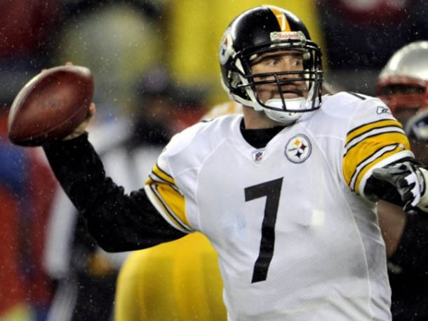 Steelers stumble without Roethlisberger