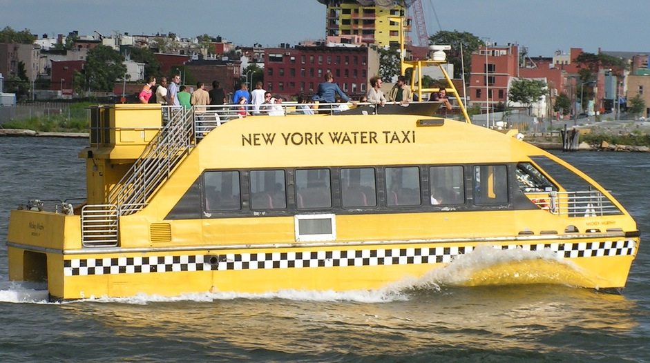 NY Water Taxi to run as temporary Staten Island Ferry