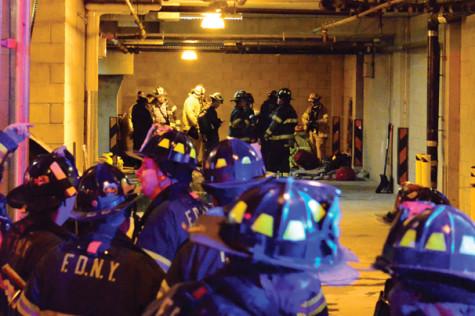 [UPDATE] FDNY rescues LS sophomore from between buildings