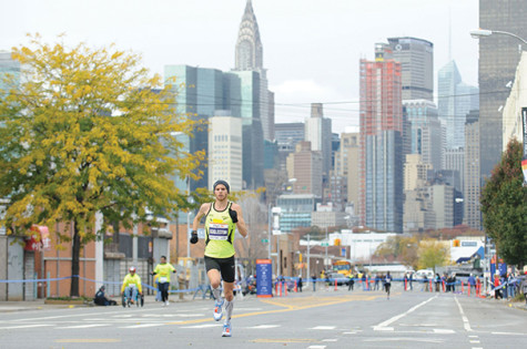 Runners participate in NYC Marathon with heightened security