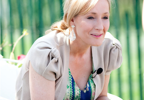 Arts Issue: J.K. Rowling journeys from anonymity to fame