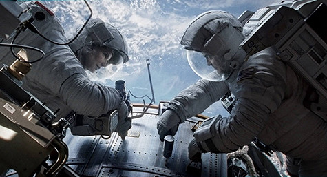 ARTS ISSUE: 'Gravity' puts weight on visual effects