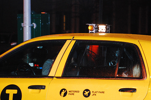 Taxi, Limousine Commission approves plan to simplify taxi roof light