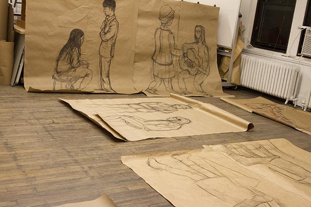 Steinhardt students showcase work in Open Studios