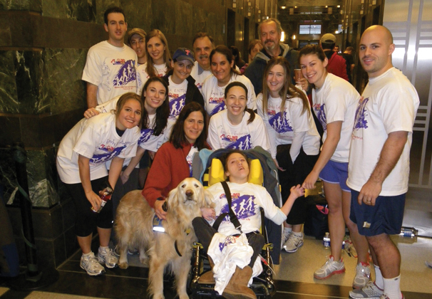 NYU group Emily's Entourage bands together to fight cystic fibrosis