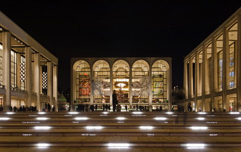 Designers forgo Lincoln Center tents