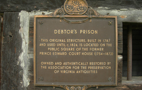 New School professor lectures on debtors' prisons