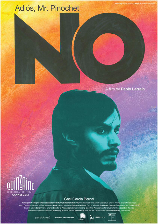 Don't say no to Oscar-nominated Chilean film