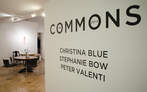 Steinhardt Commons features student work, blurs lines between furniture and fine art