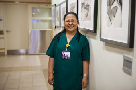 Inside the storm: A nurse recognized