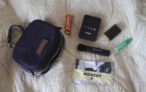 What's in your bag: Zhanna Kugotova