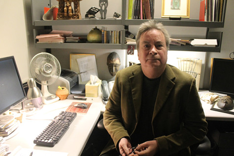 Day in the Life: Bobst Librarian Tom McNulty