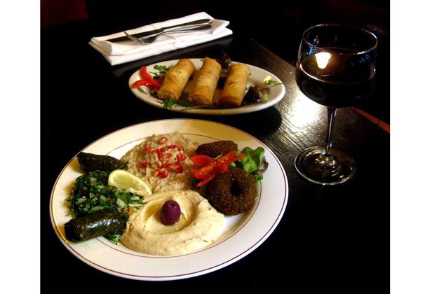 Washington square news mediterranean restaurants serving for Athena mediterranean cuisine brooklyn