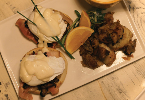 Breakfast at Murray's: sweet, savory brunch menu with cheesy twist