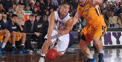 Case Western tops men's basketball in UAA meeting